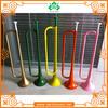 TR038 Hot Sale colorful loud plastic trumpet