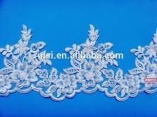 Designer Bridal Sequins Saree Border Lace SBL62084C
