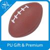 mini rugby stress ball brown