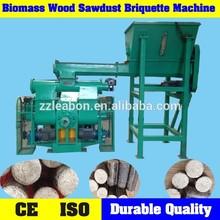 CE Approved Bio Fuel Solid Biomass Wood Briquette Press Machine