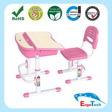 Home furniture adjutable Kids table and chair