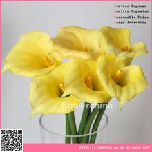 Calla lilies artificial flower make in China guangzhou factory