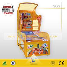 Shooting Hoop Basketball Arcade Game Machine, Basketball Shooting Machine