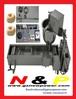 Automatic mini donut machine for sale / donut making machine /donut maker