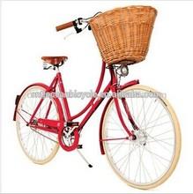 Tianjin Dutch Style Inner 3 Speed Brand Brake Lady Bike/City Bike OC-LADY-012
