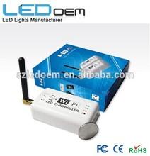 Wifi led controller 12-24V bluetooth rgb led controller
