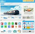 المهنية شركة الشحن الدولية من الصين
