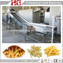 china KFC Auto frozen french fries machine