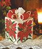 DIY goods,3D Cross stitch Embroidery.beautiful.Tissue Box-007-0