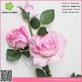 decorativa casamento bouquet rosa atacado flor artificial fazendo