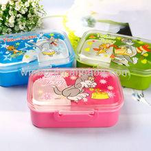 tableware transparent plastic Lunch Box