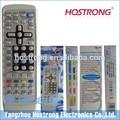 caja de color tv universal control remoto de tailandia para el mercado de asia