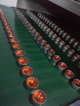 YD-86 Fully Automatic Craft Candle Production Line 24 meter long