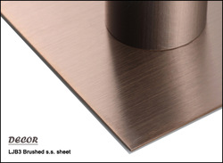 colored stainless steel sheet prices hairline finished surface