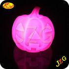 2014 promotion led plastic pumpkin wholesale for Halloween