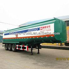 Tongya Auto 40m3 Oil Tanker truck Trailer- 3axles