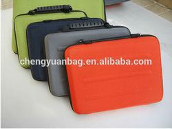 Waterproof eva hard shell Briefcase Type laptop case