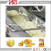 HG Group factory supplying full automatic fresh potato chips making machine price (like lays brand )