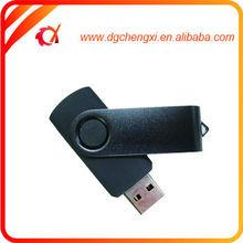 Bulk Black Business Swivel Mini 2gb Usb Flash Drive