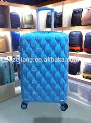 hot sale fashion ABS trolley luggage