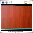 Thin wood panel aluminum composite panel with 4mm 3mm 5mm thick