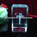 Realista 3D imagen cristal de cristal artesanía, Alta - grado cristal de regalo