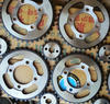 420 and 428 cheap sprockets from factory supply