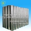 reflectitive de metal de aluminio de la burbuja de papel de aluminio para aislamiento de cubiertas