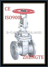 API600 FLANGED RISING STEM GATE VALVE