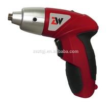4.8V Cordless Screwdriver/mini cordless screwdriver/electric screwdriver