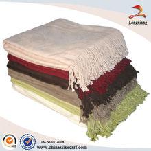 TV Blanket Organic Bamboo Throw
