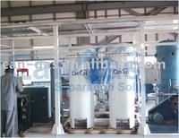 PSA nitrogen generator for oil and gas
