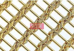 decorative metal mesh,metal ceiling mesh, decorative grills
