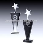 Crystal Trophy; Crystal Award; Crystal Star Trophy; Crystal Plaques