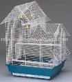 Pequeno gaiola de pássaro decorativas elegante e confortável gaiola de pássaro