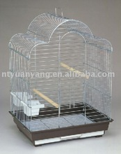 antique zinc bird cages middle wire bird cages with feeding bottle
