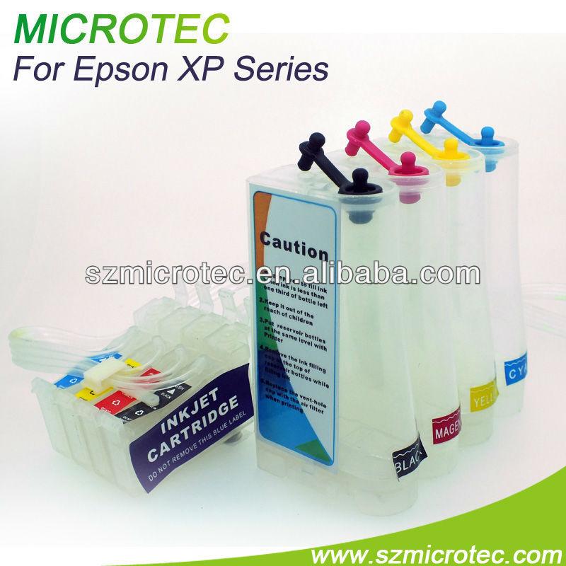 Ciss( continuo de la tinta sistema de suministro) para epson xp-101/xp-201/xp-401/xp-204