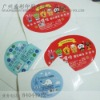Permanent adhesive stickers Full colors