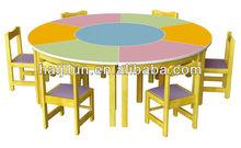Comibned Luxury Furniture For Nursery School
