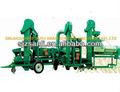 Sl-3 / 5 semillas de línea de procesamiento de trigo de escoria / maíz máquina trilladora de maíz