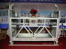 ZLP 800B Steel working platform/ suspended platform / Gondola