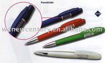 School Metal Clip cheap ball pen
