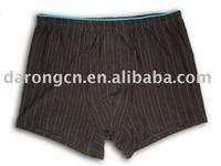 man bamboo fiber boxers