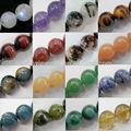 Spm001 edelstein perlen, runde 4-16mm, 16- zoll pro strang, verwendet wie perlen halskette und armband perlen