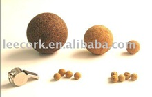 small cork balls for whristle, fishing float
