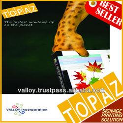 Korea TOPAZ Rip software for large format digital printing