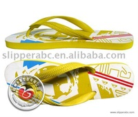 2013 hot sale fashion cheap men PE slipper