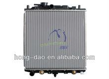 aluminum auto radiator for DAIHATSU MIRA L200/500/300/EF'90-98)