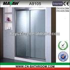 By-pass Shower Doors, Double Sliding Shower Doors