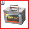 Hot Export High Quality VISCA POWER Sealed Maintenance Free Car Batteries DIN88 12V88AH VISCA